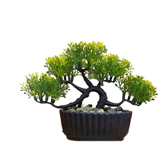 Picture of Artificial Potted Plant - 13 x 8 Cm