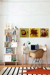 صورة لقسم لوحات للأطفال