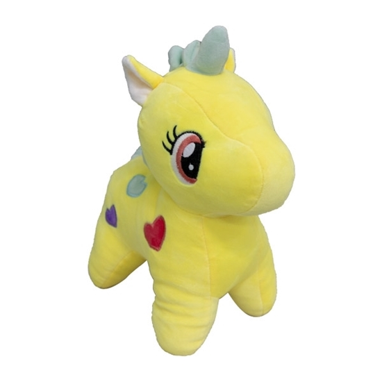 Picture of Unicorn Stuffed Toy - 32 x 23 Cm