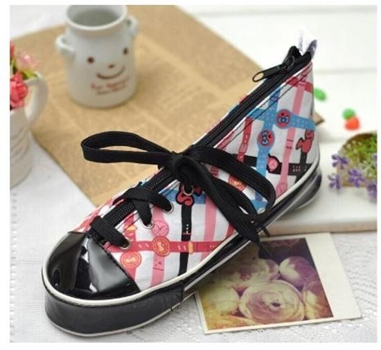 Picture of Pencil Case Shoe Shape - 23 x 10 x7 cm