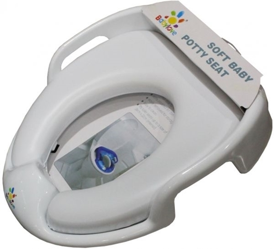صورة Soft Baby Potty Seat - 26 x 22 Cm