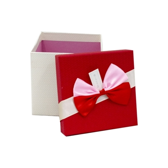 Picture of Square Gift Wrap Box - 13 x 13 x 12.8 Cm