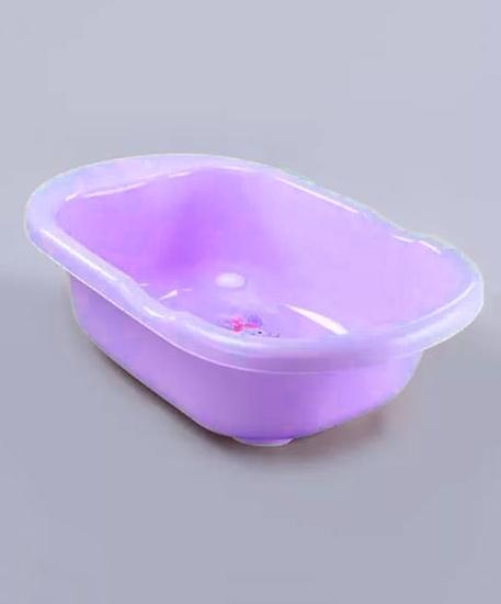 Picture of Plastic Baby Bath Tub - 75 x 42 x 19 Cm