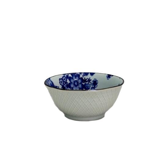 Picture of Colored Ceramic Bowl - 12 x 5 Cm