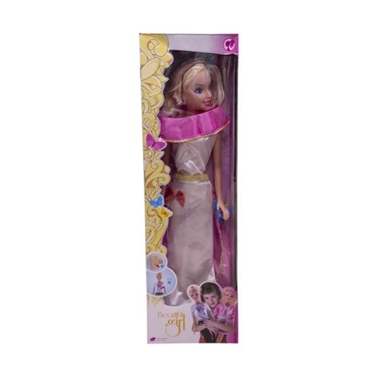 Picture of Pretty Bride Beautiful Doll - 80 Cm
