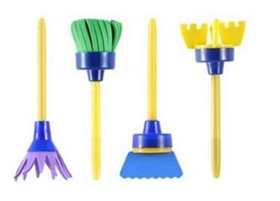 Picture of Foam Paint Brushes - 10 Cm