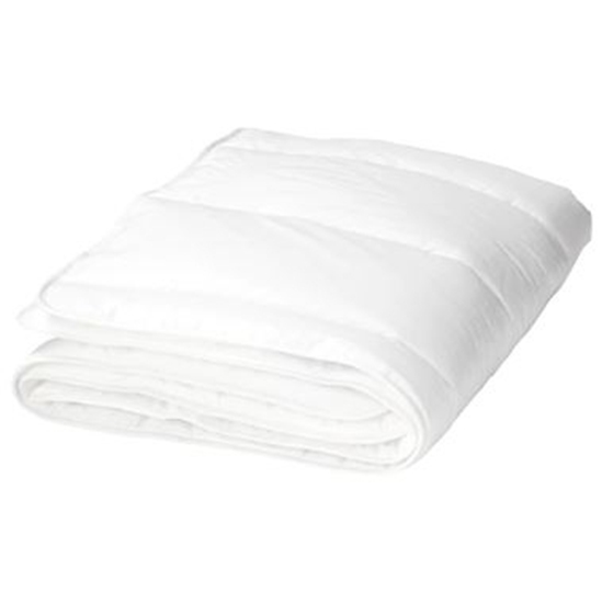 Picture of White Quilt For Cot - 110 x  125 Cm