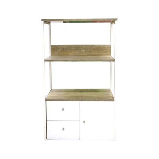 Picture of STORAGE WALL SHELVES - 119 x 72 x 35 Cm