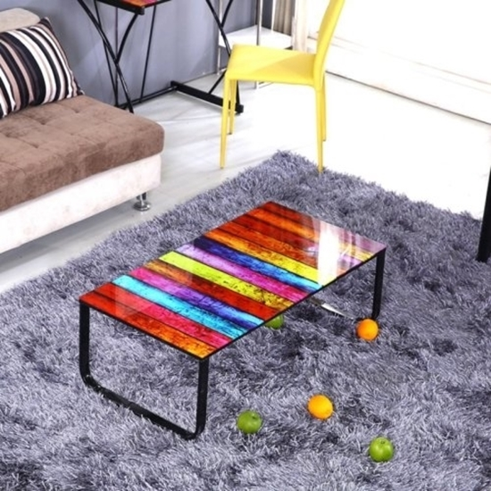 Picture of Bright Coffee Table - W105 x D55 x H36 Cm