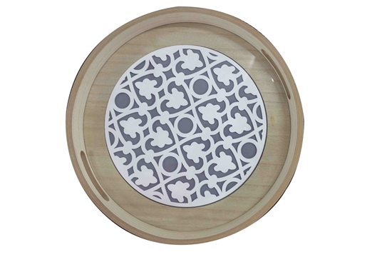 Picture of CIRCLE TRAY - 35 CM