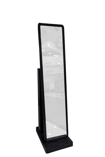 صورة Brown Standing Mirror -  W35 x L43 x H168 Cm