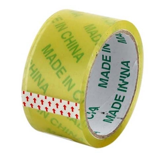 Picture of Tape Roll Yellow - 4.8 Cm x 50 M