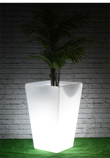 Picture of Glowing LED Flower Pot - 50 x 30 Cm