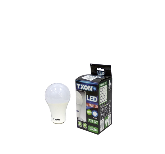 صورة TXON Light Bulb - A70 E27 15W DL 1350LM