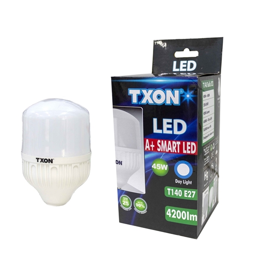 صورة TXON Light Bulb - T140 E27 45W DL 4200LM
