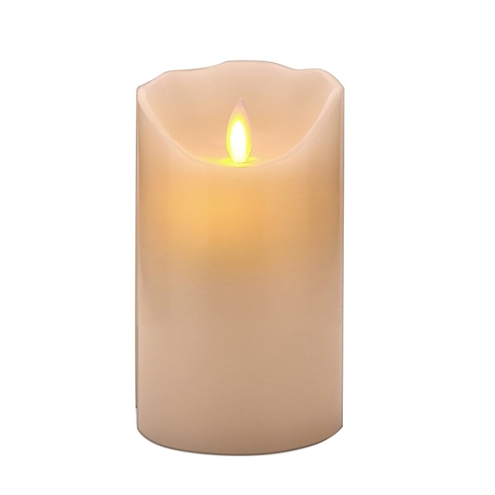 Picture of Led Battery Candle Moving Flame - 15 x 7 Cm