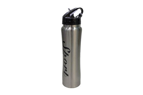 Picture of Thermos Stainless-Steel Vacuum Insulated Bottle - 500 ML- 27 x 7 CM