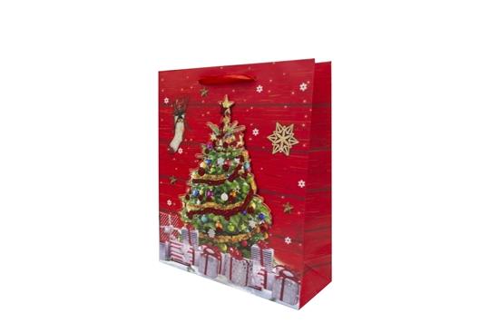 صورة Christmas Bag - 32 x 26 x 10 Cm