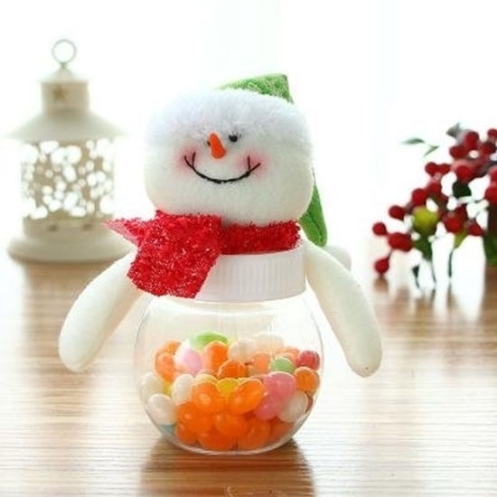 صورة Christmas Candy Storage Doll - 15 Cm