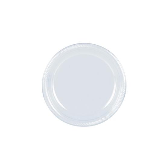Picture of Plastic Plates 10 PCs - 26 Cm