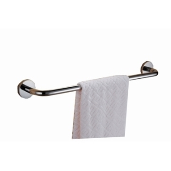 Picture of Stainless Steel Wall Mounted Towel Bar - 60 Cm