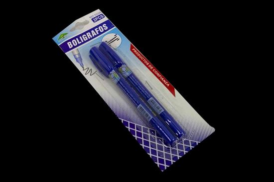 Picture of 2 Pcs Ball Pen - 13.8 Cm