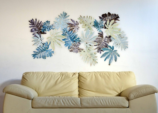 Picture of Iron Wall Decoration - 140 x 68 Cm