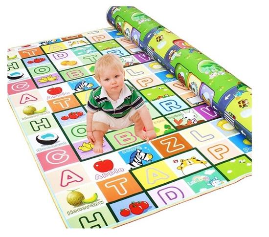 صورة سجادة ألعاب للأطفال - 1.5 × 1.8 سم