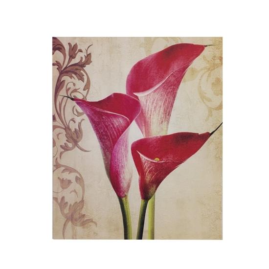 صورة لوحة كانفس مطبوعة  قياس 50 × 60 سم