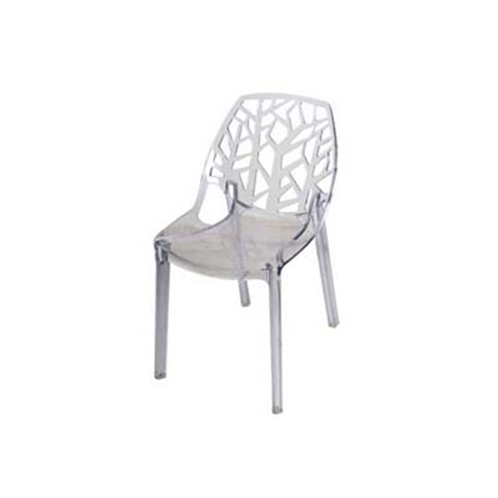 Picture of Transparent Acrylic Chair - 45 x 45 x 82 Cm