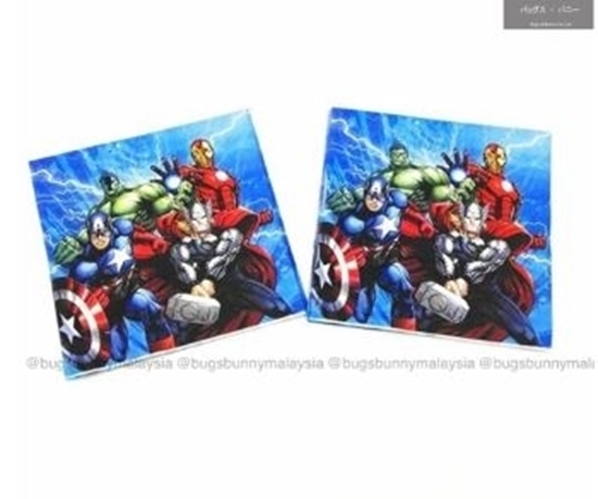 Picture of Party Banner HEROES - 16 Cm