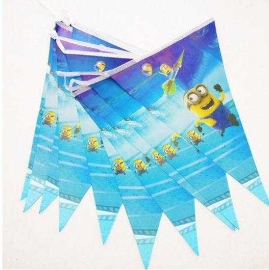 Picture of Party Banner MINION - 28 x 20 Cm