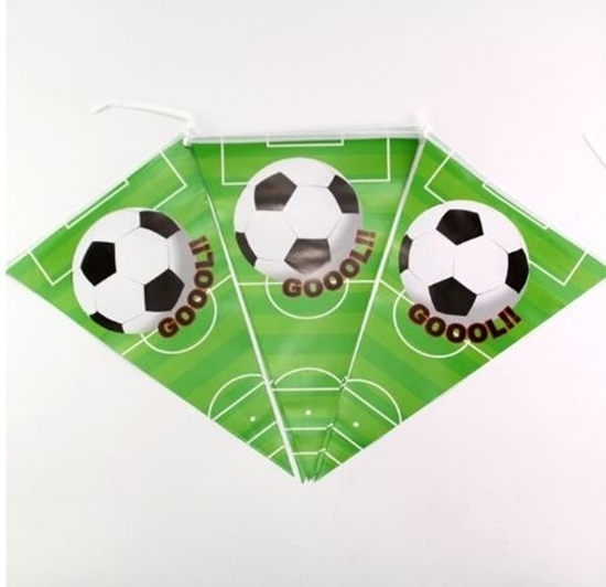 صورة Party Banner FOOTBALL - 28 x 20 Cm