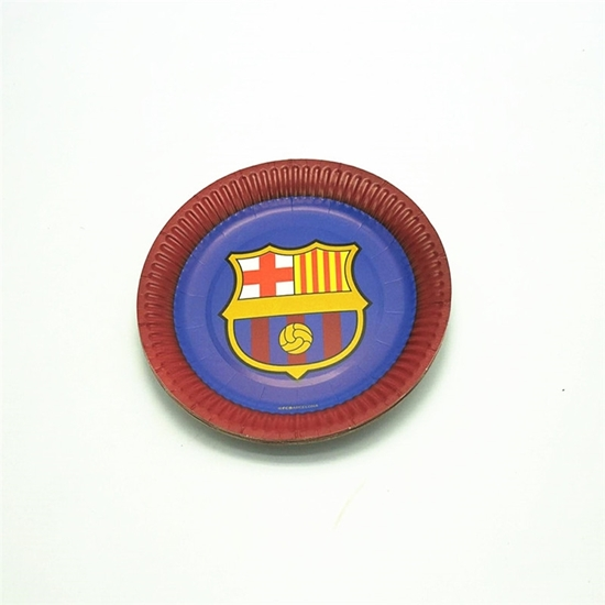 Picture of Paper Plate BARCELONA 10 PCs - 18 Cm