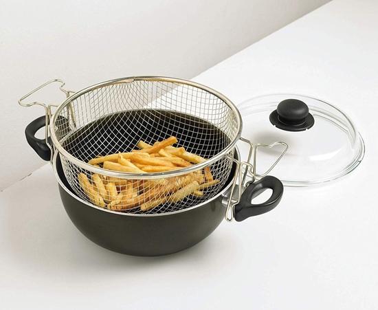 صورة Ballarini Multipurpose Fryer - 24 Cm