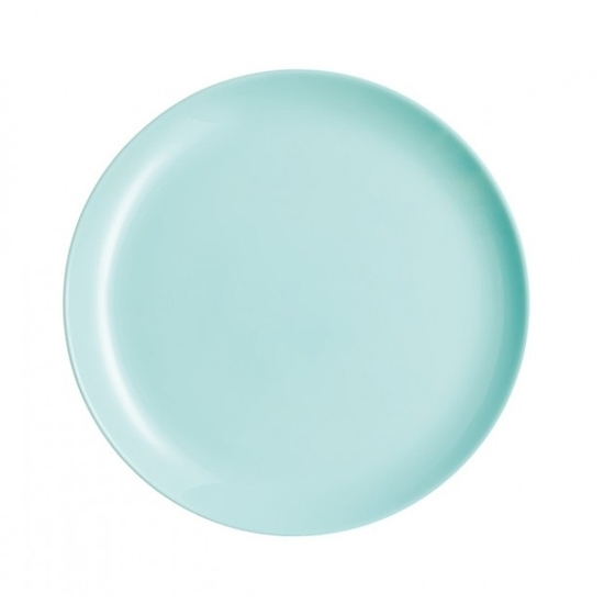 Picture of Luminarc Diwali Turquoise Dinner Plate - 25 Cm
