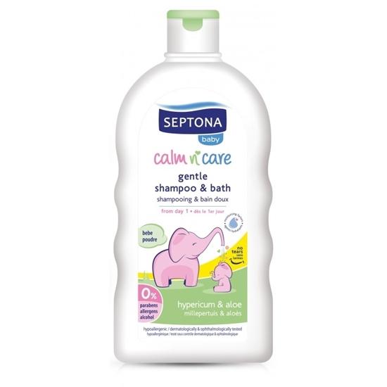 Picture of Septona - Baby Shampoo & Bath Hypericum & Aloe 200 ML