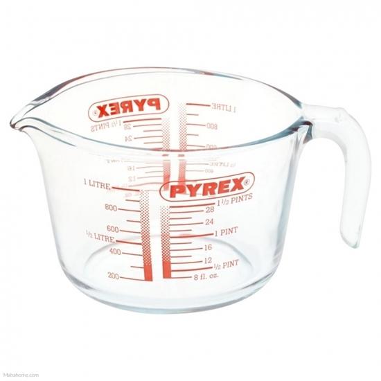 صورة Pyrex - Measuring Jug - 1 Liter (Clear)