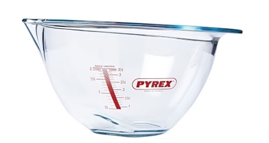 صورة Pyrex - Expert Bowl with Measuring Scale - 4,2 L