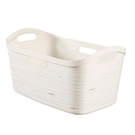 Picture of Curver - Laundry Basket Ribbon 40 L - 56 x 35 x 29 Cm