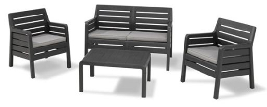 Picture of 4-Seat Conversation Set, Outdoor