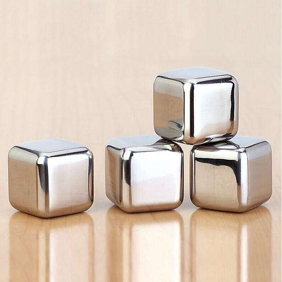 صورة Stainless Steel  Ice Cubes