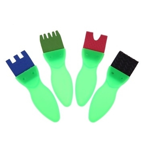Picture of Foam Paint Brushes - 13 x 3.5 Cm