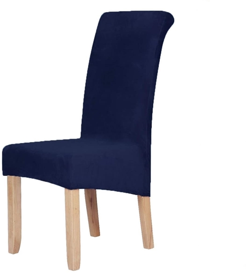 Picture of Dark Blue - Chair Cover