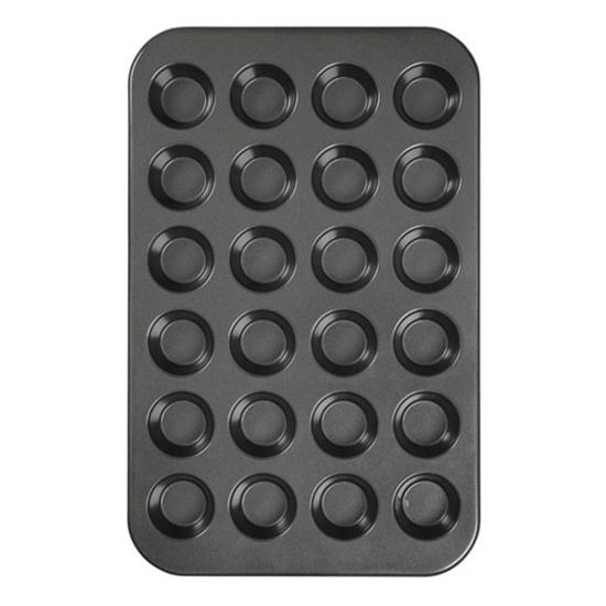 صورة Mini Cupcake Baking Pan - 38 x 25 Cm