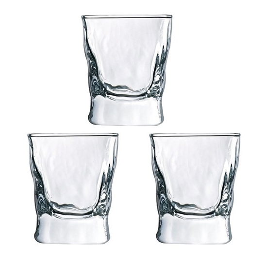 Picture of Luminarc - Salto Icy Clear Tumbler 30 cl - 3 PCs