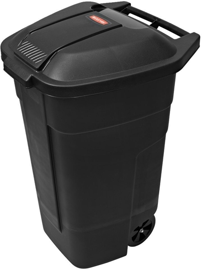 Picture of Curver Outdoor 110 L Bin - Black