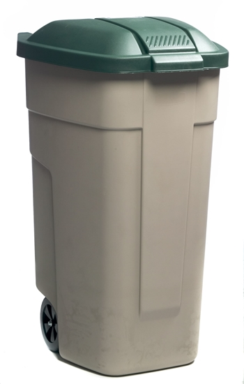 Picture of Curver Outdoor 110 L Bin - Beige