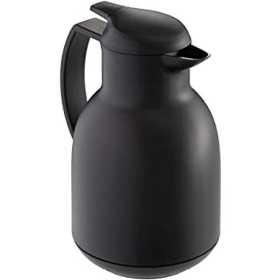 Picture of Leifheit - Vacuum Jug Bolero Black - 1 Litre