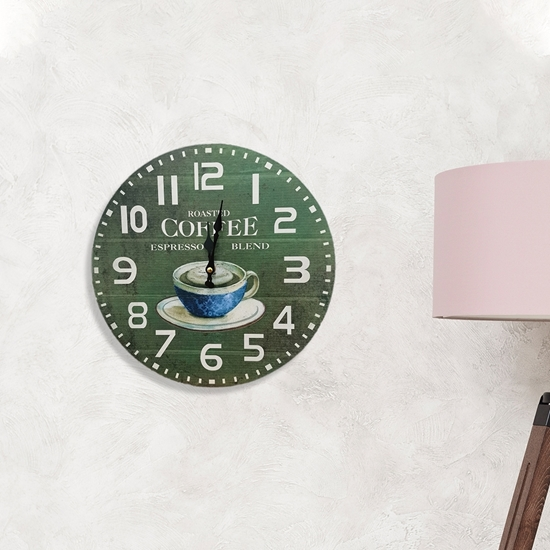 Picture of Wall Clock - 34 Cm